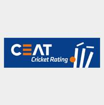 ceat cricket rating